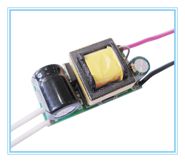 7*1w led driver for bulb