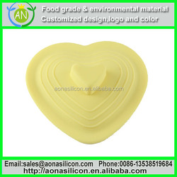 FDA and LFGB silicone bowl with lids for EU and USA market