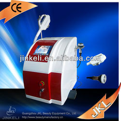 Multifunctional elight beuaty equipment for hair removal and skin rejuvenation