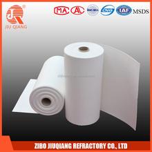Pure cotton ceramic fiber fireproof paper