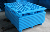 1100mm X 1000mm nestable and stackable plastic tray made in china