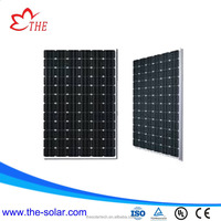 China best PV supplier 250 watt photovoltaic solar panel