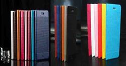 oem china italy pu leather mobile phone cover for for apple iphone 6+/5s/4s
