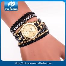 2015 Fashion Quartz Watch Casual Women Girls Students Watches Vintage Dress Wrist watches relogio masculino New Clock