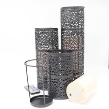 outdoor metal candle Lantern/candle Lantern holder