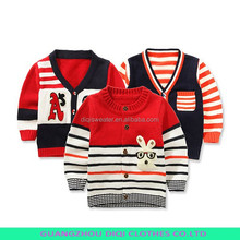 autumn korean new design cotton kid knitwear /children sweater