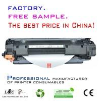 2015 best price Compatible Toner Cartridge CE285A for HP LaserJet 1212nf,1214nfh,1217nfw,P1100,P1102w,M1130,M1132,M1210