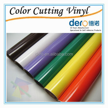 Hot Sale Self Adhesive 1.22*50m with Low Price Color Plotter Cutting Vinyl