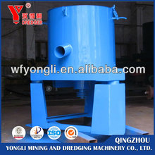 2015 new design gold centrifugal concentrator for fine gold