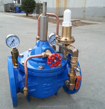 Automatic Water Valve Flow Control