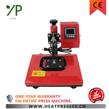 silk screen iron on transfers heat printing machine