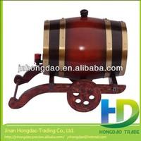 HONGDAO Shipping barrels for sale,oak wooden barrels wholesale