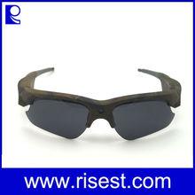 Eyeglass Camera, Polarized Sunglasses with Camera 8GB HD Video