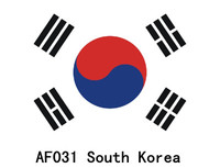 AF031 2014 football world cup Tattoo Sticker Temporary 32 countries South Korea flag face Tattoo Sticker