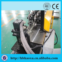Steel V Profile Roll Forming Factory/ Wall Angle Bead Making Machinery Made in China