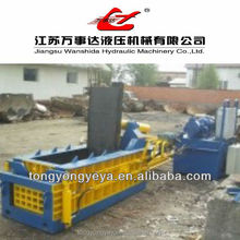 Automatic Baler Hydraulic Metal Compactor Machine
