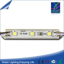 Green/Blue/Red 5050 3led Module Lighting DC12V 0.72W