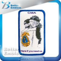 Sublimation Embroidery Patches