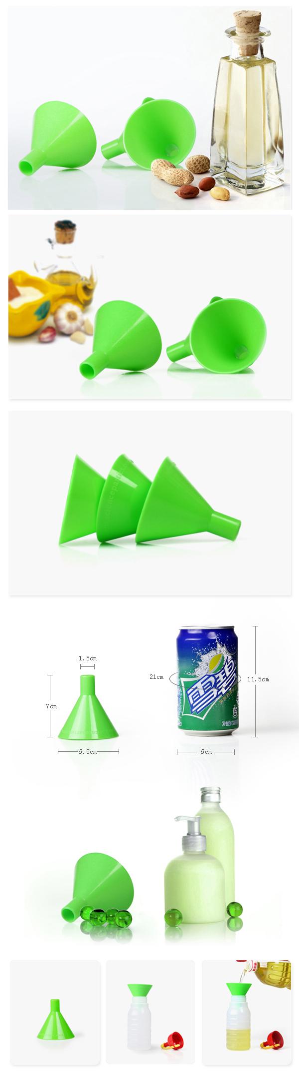 Как сделать воронку для бутылки