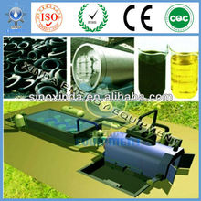 2015 Auto welding&Heating treatment&X-ray detection Waste plastic/rubber recycling machine