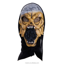 Witch Mask and Cloth Holloween Item