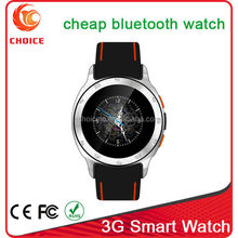 2015 Touch screen android smart waterproof watch mobile phone