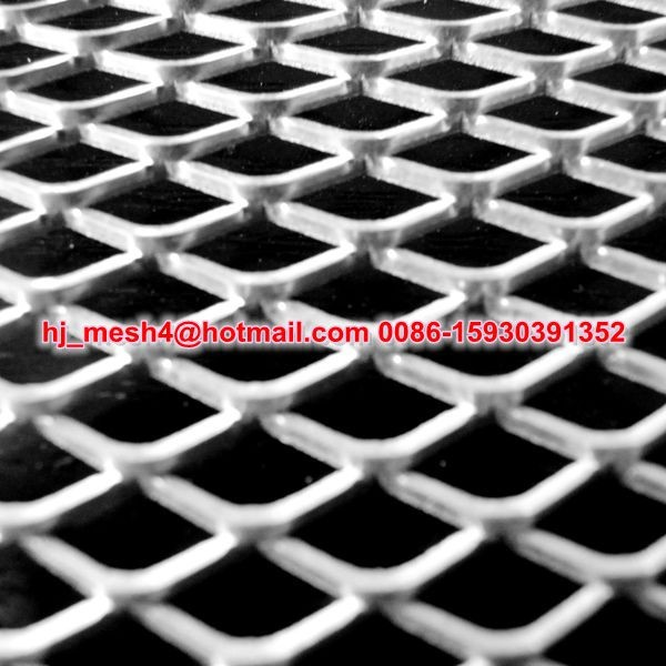 Expanded Sheet for grating