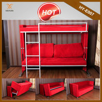 Various Colors for Double Deck Folding Sofa Bed