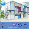 China prefabricated house/prefab house for dormitory/office/sandwich panel prefabricated house