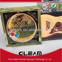 Alta calidad cuerda de guitarra popular con servicio del OEM