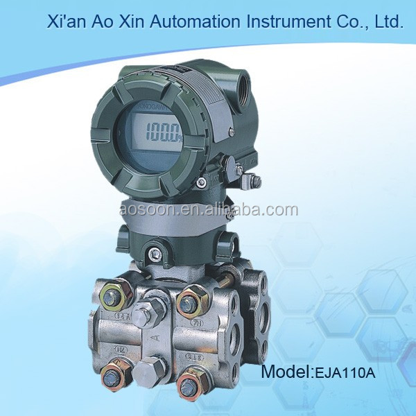 Yokogawa Differential pressure switch  EJA110E-FLS5J- 919DB/KS26/X2/D3/M01/T12