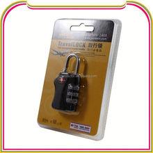 I134 OEM acceptable TSA combination locks