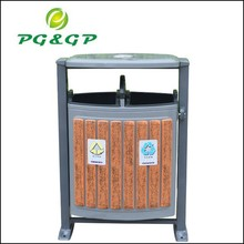Two Compartment Recycle Bin