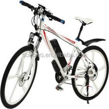 26'' 250W motor 36V Li-ion battery Chinese electric dirt bike