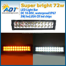 Newest for CR.EE led light bar offroad 280w IP67 for SUV for UTV for ATV truck for Jeep led bar lights car accessories