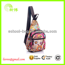 Sport casual female chest pack
