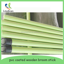 PVC wooden sticks for broom pole and holder