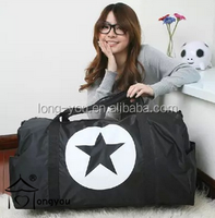 Waterproof nylon foldable travel bag / portable travel storage bag / 2015 fancy travel bag