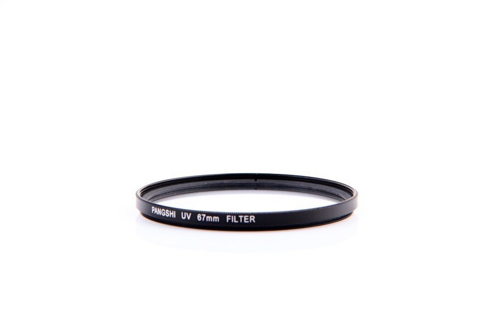 новый объектив ультрафиолетового фильтра uv 67 мм pangshi защиты для eos 650 d 550 d 1100 d nikon d80 d90 объектив 18-105 мм