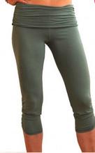 Wonderful quality hot sale women sexy yoga pants with skirts, new design nylon/spandex women yoga clothing