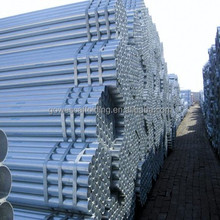 Scaffolding Pipe/Steel Building /galvanized Pipe