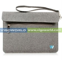 Felted wool protective case 10-11 inch tablet case cover for Microsoft Suface Pro 3