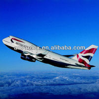 cheap air freight to London from China