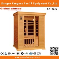 Professional Design multi-function Far infrared sauna weight loss ceragem therapy
