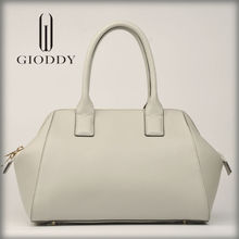 High quality New arrival European style large gray chevron tote bag