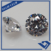 Wholesale price loose white round cubic zirconia cz synthetic gemstones