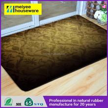 Flocking Soft Long Kitchen Rubber Mat,household item