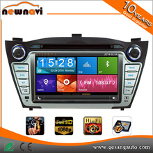 7'' HD Touch Screen dvd car audio navigation system for HYUNDAI iX35/TUCSON/TUCSON IX Mp3 Radio TV