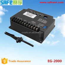 electronic governor EG2000 generator speed controller