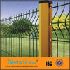 Excellent PVC coated welded curved wire mesh garden fence post